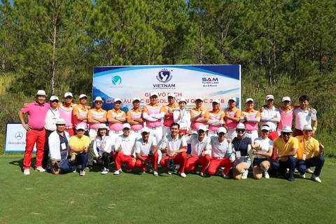 Sôi động giải Vô địch các CLB Golf Toàn Quốc 2020