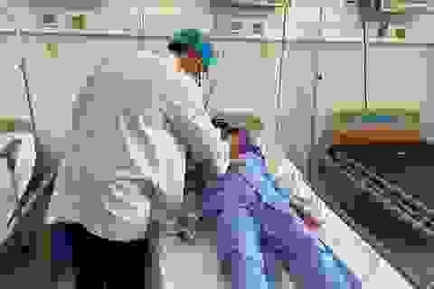 Cứu sống ngoạn mục bệnh nhân vừa xuất huyết tiêu hóa vừa nhồi máu cơ tim