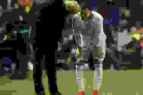 Real Madrid có nguy cơ mất Hazard tới hết mùa giải