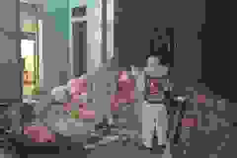 Công an Vĩnh Phúc vào cuộc vụ thu gom 620 kg khẩu trang cũ