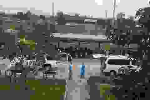 Cô gái trở về từ vùng dịch Hàn Quốc có dấu hiệu sốt, cách ly thêm 16 người