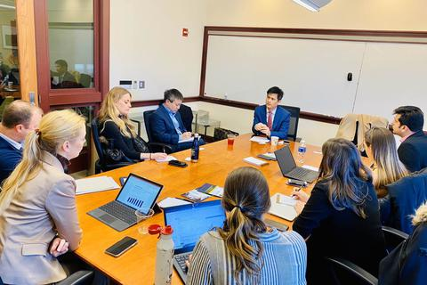 Đại sứ quán Việt Nam tại Mỹ thúc đẩy các hoạt động hợp tác đầu tư, du lịch