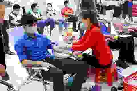 Lan tỏa phong trào hiến máu cứu người mùa dịch ở Dược Hậu Giang