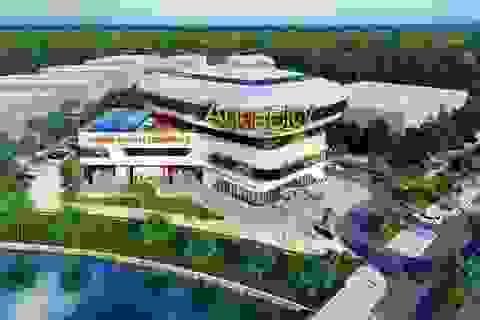 Sống khỏe tràn năng lượng mỗi ngày tại Aqua City