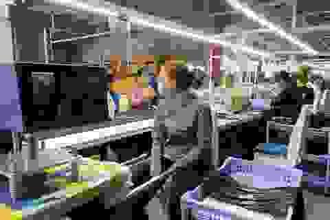 Hơn 1.100 lao động Trung Quốc làm việc lại sau khi cách ly phòng Covid-19