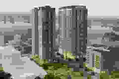 """Một dự án phức hợp 25 tầng bị """"cắt ngọn"""" tới... 20 tầng"""