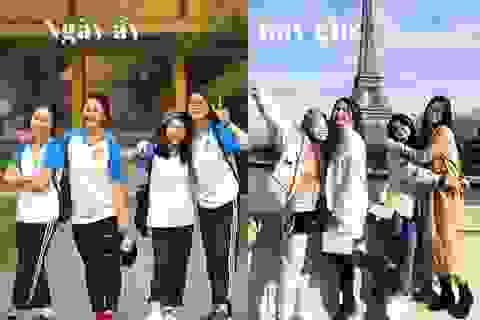 Nhóm bạn thân đại học cùng nhau sang Pháp du học thạc sĩ