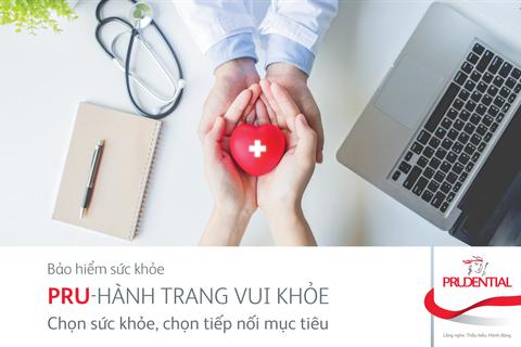 Prudential lần đầu giới thiệu giải pháp bảo hiểm chăm sóc sức khỏe ưu việt