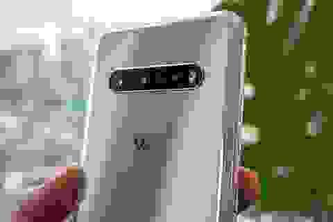 LG ra mắt smartphone 5G, có thể quay video 8K, gập mở như Galaxy Fold
