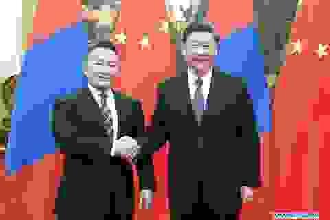 Tổng thống Mông Cổ bị cách ly sau chuyến thăm Trung Quốc