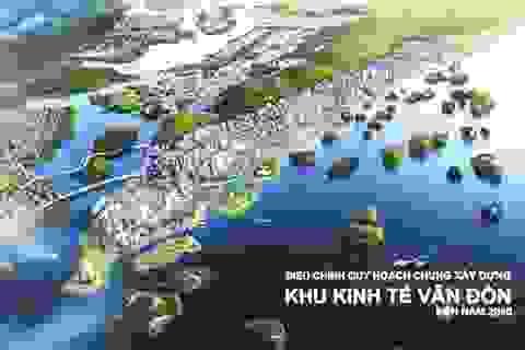 """Vân Đồn thành trung tâm công nghiệp có casino, giá đất """"nóng"""" trở lại"""