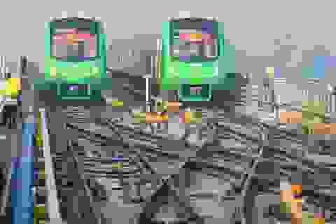 """Hà Nội đề nghị Chính phủ """"thúc"""" tiến độ đường sắt Cát Linh - Hà Đông"""