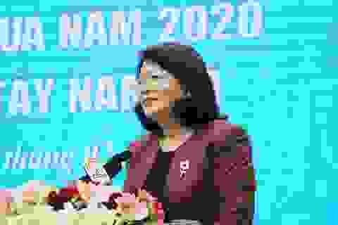 Phó Chủ tịch nước dự hội nghị cụm thi đua Tây Nam Bộ