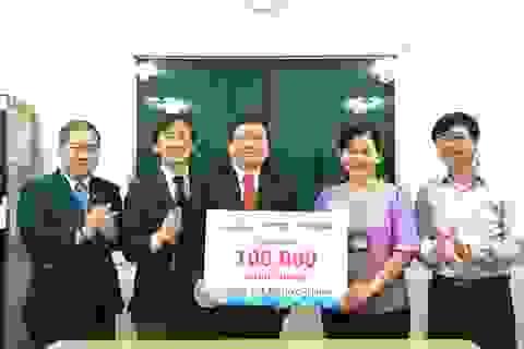 Vietbank, Hoa Lâm và Kohnan tài trợ 100.000 khẩu trang cho Sở Y tế TPHCM