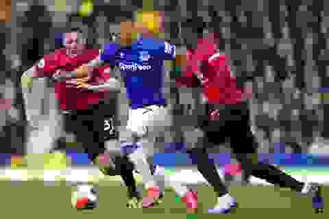 Everton 1-1 Man Utd: De Gea mắc sai lầm, Fernandes tiếp đà thăng hoa