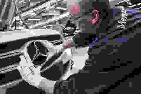 Mercedes-Benz tạm dừng giao nhiều mẫu xe diesel