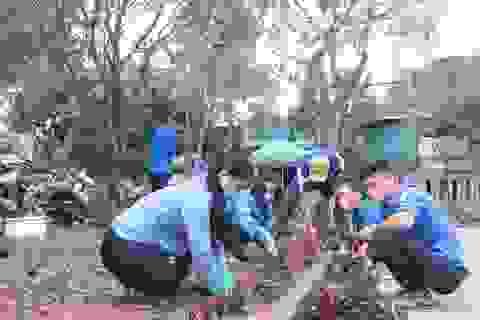 Tuổi trẻ Quảng Bình khởi động tháng thanh niên