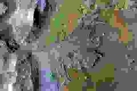 Núi lửa bí ẩn 15 triệu năm có thể mở khóa bí mật về sao Hỏa