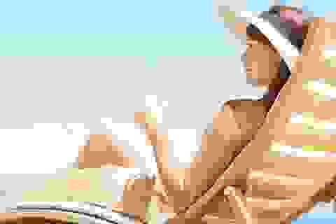 Tắm nắng mùa xuân coi chừng hủy hoại làn da