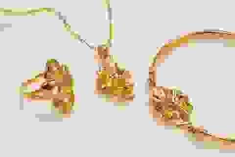 Ưu đãi hấp dẫn từ trang sức vàng 24K của DOJI
