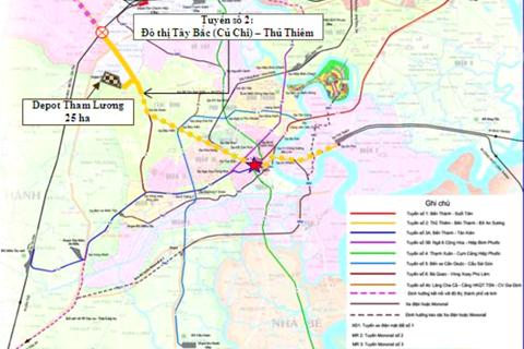 Chi gần 1.500 tỷ đồng để người dân dễ dàng tiếp cận metro 2