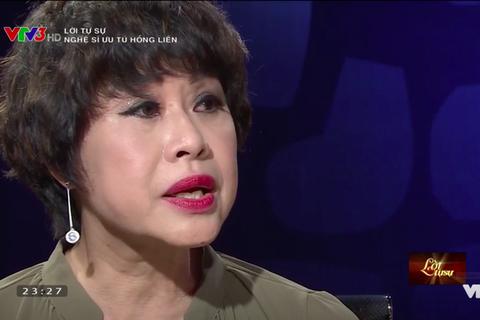 NSƯT Hồng Liên rơi nước mắt kể về quãng thời gian bị bạo hành
