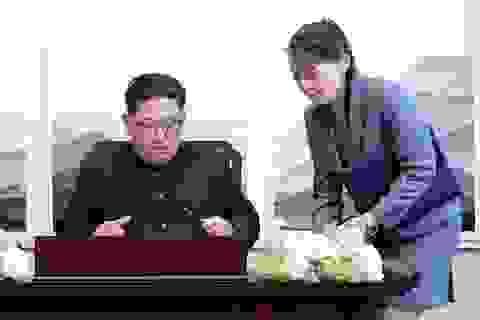 Em gái quyền lực của ông Kim Jong-un lần đầu ra tuyên bố chính trị