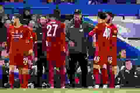 Liverpool liên tiếp nếm trái đắng, HLV Jurgen Kloop nói gì?
