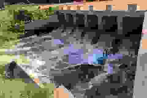 Hàng loạt hồ tôm ven biển gây ô nhiễm nghiêm trọng tại Quảng Bình