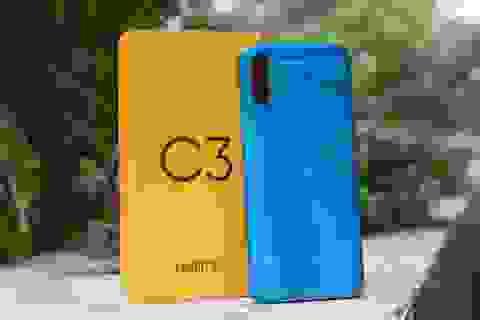 Smartphone Realme C3 sẽ ra mắt đầu tháng 3 có gì hot?