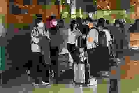 Cần Thơ theo dõi 15 trường hợp biểu hiện ho, sốt đến từ Hàn Quốc