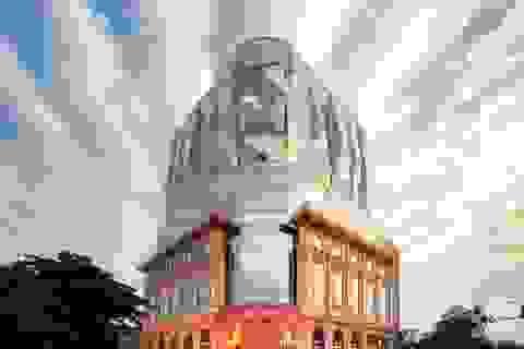 Những nét độc đáo của kiệt tác kiến trúc DOJI Tower