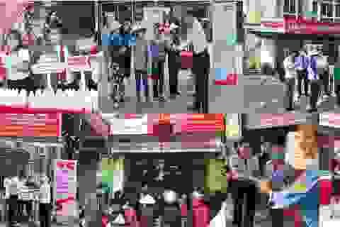 Dai-ichi Life Việt Nam tặng khẩu trang và dung dịch rửa tay sát khuẩn