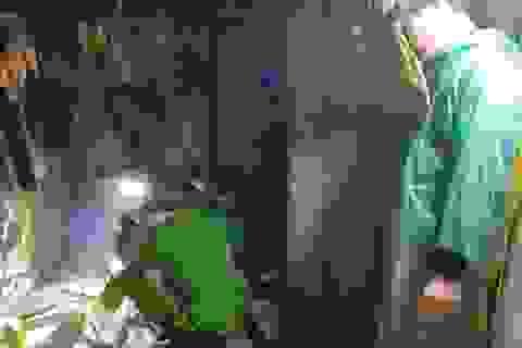 Một phụ nữ nghi bị sát hại dã man tại chòi canh rẫy