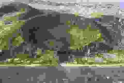 Kỳ vĩ núi lửa triệu năm tuổi trên đảo Lý Sơn