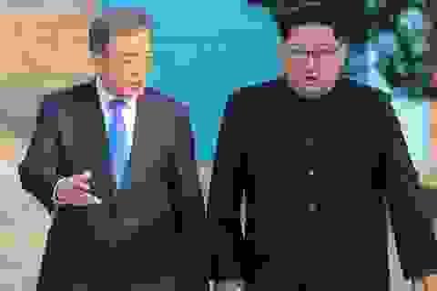 """Ông Kim Jong-un gửi thư cho Tổng thống Hàn Quốc trong """"bão"""" dịch corona"""
