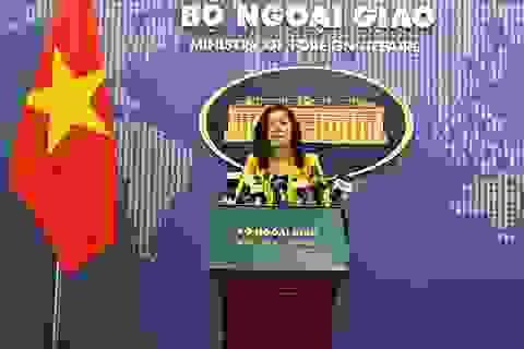 Bộ Ngoại giao lên tiếng việc Đức bắt khoảng 30 người Việt nhập cư trái phép