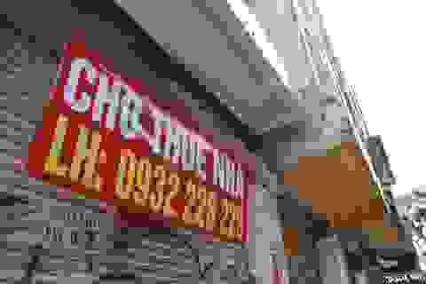 """TP.HCM: Hàng loạt cửa hàng vị trí đất """"vàng"""" đóng cửa, trả mặt bằng"""