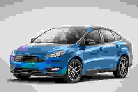 Ford đền tiền cho các chủ xe Fiesta và Focus bị lỗi hộp số PowerShift