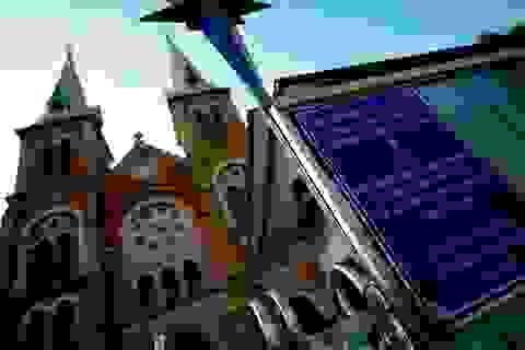 Cận cảnh nhà thờ Đức Bà sau hai năm trùng tu