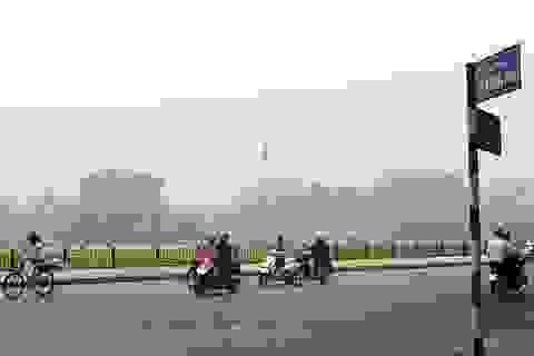 Chất lượng không khí ở Hà Nội tuần qua khá tốt