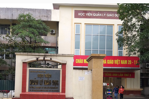 Học viện Quản lý giáo dục mở ngành Thạc sĩ Quản lý hệ thống thông tin
