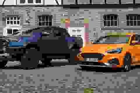 Ford sắp ra xe bán tải rẻ hơn Ranger