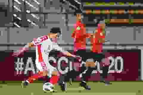 Công Phượng đứt mạch ghi bàn, TPHCM vẫn thắng tại AFC Cup