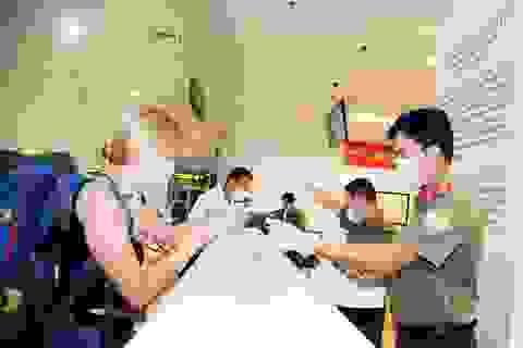 Bệnh nhân số 17 có 2 hộ chiếu khi nhập cảnh trở lại Việt Nam