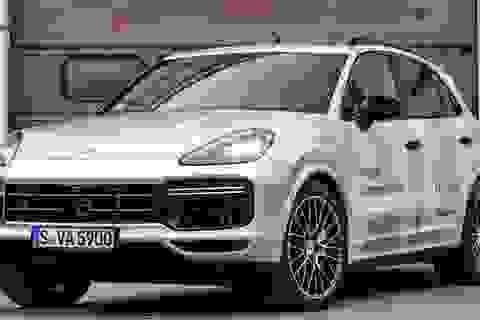 Porsche dùng công nghệ tự lái để tăng hiệu quả trong sản xuất