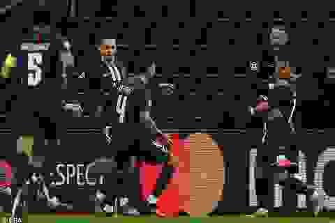 Neymar lập công, PSG ngược dòng hạ Dortmund để vào tứ kết
