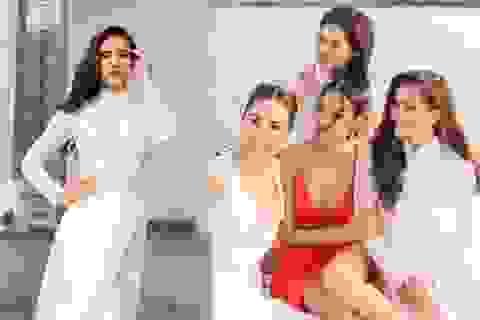 """Hoa hậu Siêu Quốc gia từng ở Việt Nam 8 năm, """"nghiện"""" áo dài, café sữa đá"""