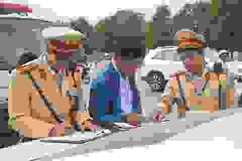Quy trình nộp phạt vi phạm hành chính trong lĩnh vực giao thông trực tuyến