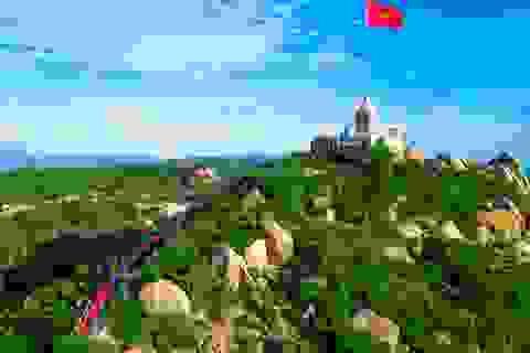 Tạm dừng đưa, đón khách du lịch ra đảo Cù Lao Xanh